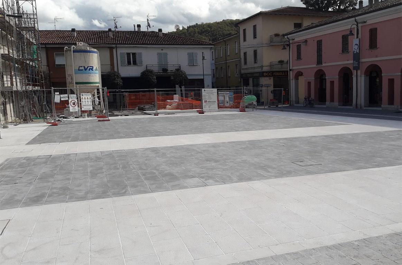 centro storico capoluogo di Acqualagna