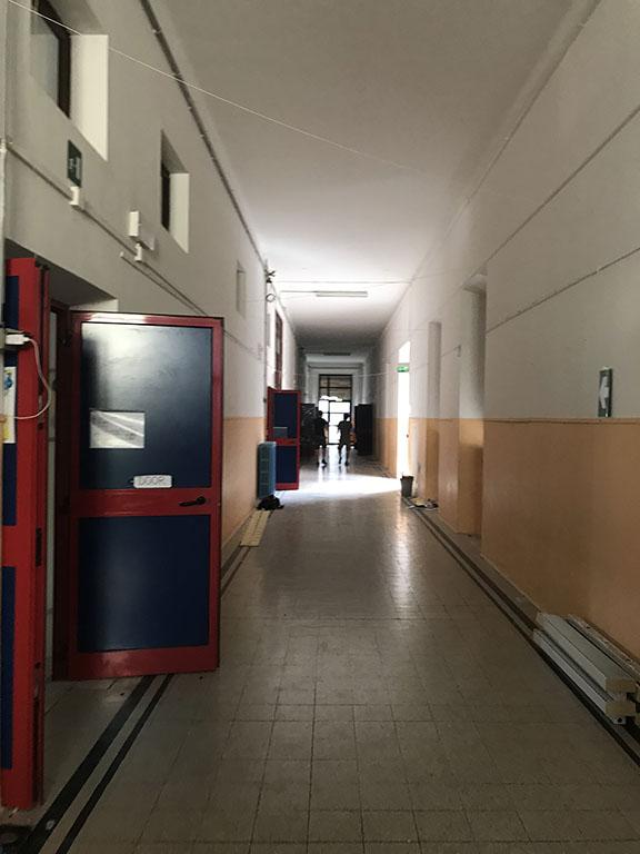 Ristrutturazione con realizzazione soffittatura per rinforzo del primo solaio della Scuola Primaria Elementare Padre Angelo Api